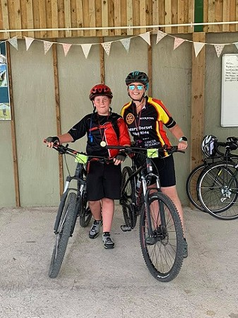 Rotary Dorset Charity Bike Ride