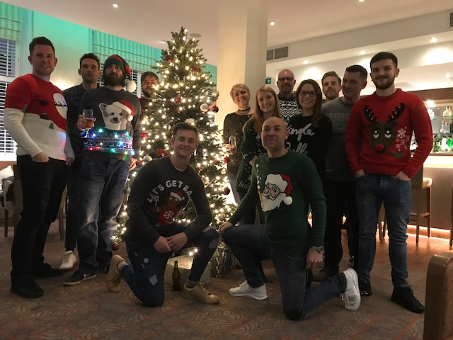 Christmas 2017 @ Catch Resource Management